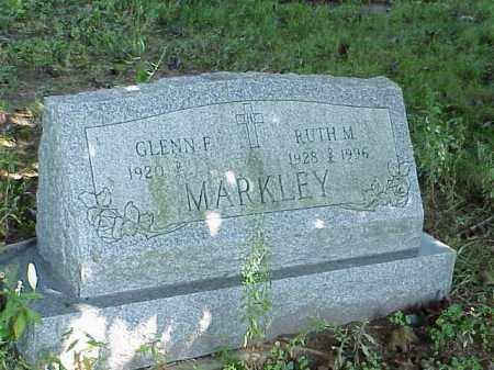 MARKLEY, RUTH M. - Richland County, Ohio | RUTH M. MARKLEY - Ohio Gravestone Photos