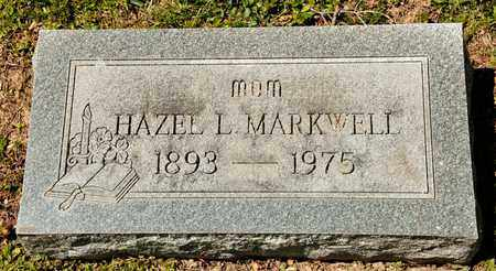 MARKWELL, HAZEL L - Richland County, Ohio | HAZEL L MARKWELL - Ohio Gravestone Photos