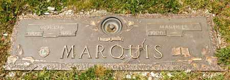 MARQUIS, MORRIS - Richland County, Ohio | MORRIS MARQUIS - Ohio Gravestone Photos