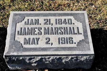 MARSHALL, JAMES - Richland County, Ohio | JAMES MARSHALL - Ohio Gravestone Photos