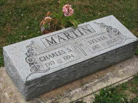MARTIN, SYLVIA I - Richland County, Ohio | SYLVIA I MARTIN - Ohio Gravestone Photos