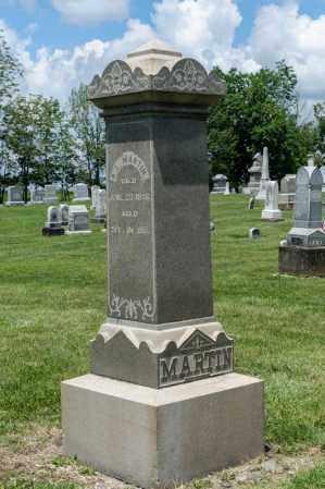 MARTIN, ELIZABETH - Richland County, Ohio | ELIZABETH MARTIN - Ohio Gravestone Photos