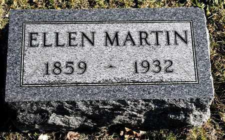 MARTIN, ELLEN - Richland County, Ohio | ELLEN MARTIN - Ohio Gravestone Photos