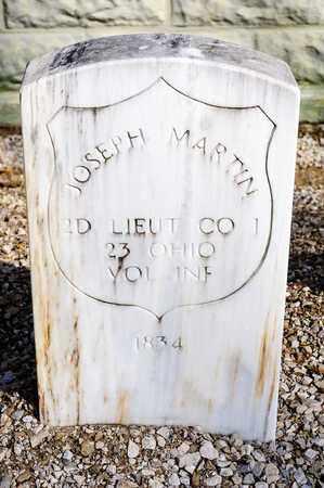 MARTIN, JOSEPH - Richland County, Ohio | JOSEPH MARTIN - Ohio Gravestone Photos