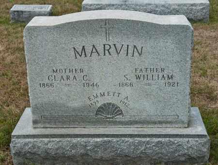MARVIN, CLARA C - Richland County, Ohio | CLARA C MARVIN - Ohio Gravestone Photos