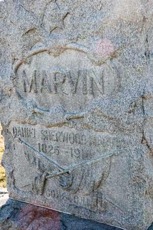 MARVIN, DANIEL SHERWOOD - Richland County, Ohio | DANIEL SHERWOOD MARVIN - Ohio Gravestone Photos