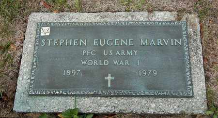 MARVIN, STEPHEN EUGENE - Richland County, Ohio | STEPHEN EUGENE MARVIN - Ohio Gravestone Photos