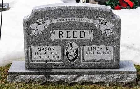 MASON, REED - Richland County, Ohio | REED MASON - Ohio Gravestone Photos