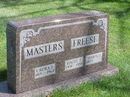 MASTERS, LAURA E. - Richland County, Ohio | LAURA E. MASTERS - Ohio Gravestone Photos