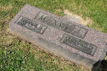 MAXWELL, CLIFFORD - Richland County, Ohio | CLIFFORD MAXWELL - Ohio Gravestone Photos