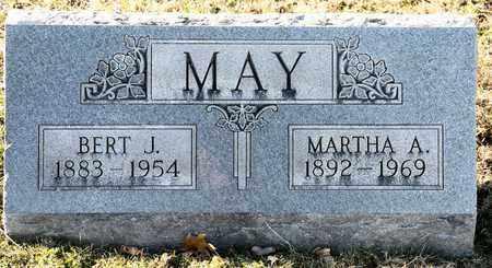 MAY, MARTHA A - Richland County, Ohio | MARTHA A MAY - Ohio Gravestone Photos