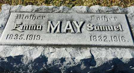 MAY, EMMA - Richland County, Ohio | EMMA MAY - Ohio Gravestone Photos