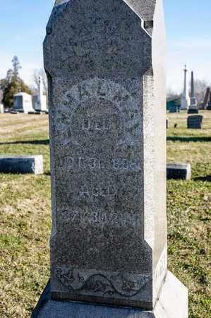 MAY, EMMA L - Richland County, Ohio   EMMA L MAY - Ohio Gravestone Photos