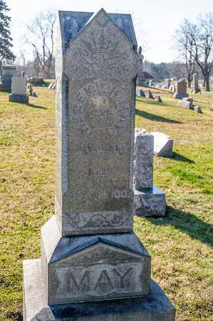 MAY, HEZEKIAH - Richland County, Ohio | HEZEKIAH MAY - Ohio Gravestone Photos