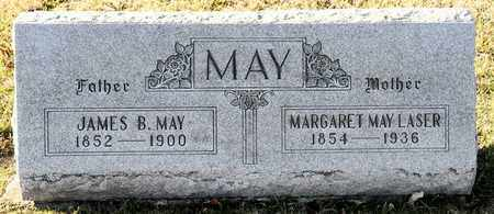 MAY, JAMES B - Richland County, Ohio | JAMES B MAY - Ohio Gravestone Photos