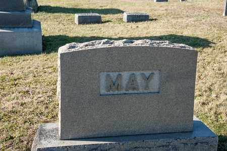 MAY, J L - Richland County, Ohio | J L MAY - Ohio Gravestone Photos