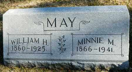 MAY, WILLIAM H - Richland County, Ohio | WILLIAM H MAY - Ohio Gravestone Photos