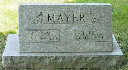 MAYER, MILDRED L - Richland County, Ohio | MILDRED L MAYER - Ohio Gravestone Photos