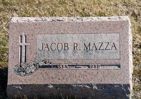 MAZZA, JACOB R - Richland County, Ohio | JACOB R MAZZA - Ohio Gravestone Photos