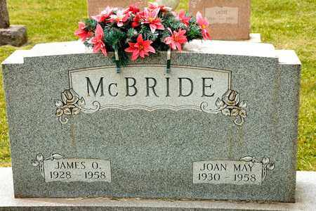 MCBRIDE, JAMES O - Richland County, Ohio | JAMES O MCBRIDE - Ohio Gravestone Photos