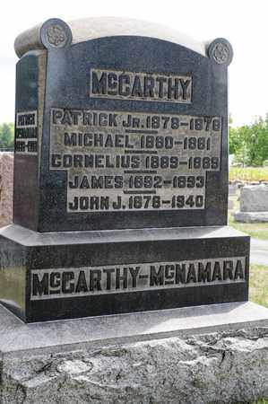 MCCARTHY, JAMES - Richland County, Ohio | JAMES MCCARTHY - Ohio Gravestone Photos