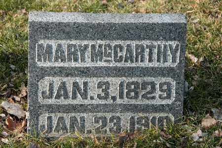 MCCARTHY, MARY - Richland County, Ohio | MARY MCCARTHY - Ohio Gravestone Photos
