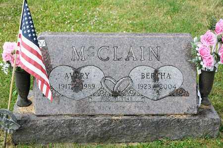 MCCLAIN, BERTHA - Richland County, Ohio | BERTHA MCCLAIN - Ohio Gravestone Photos