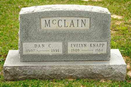 MCCLAIN, EVELYN - Richland County, Ohio | EVELYN MCCLAIN - Ohio Gravestone Photos
