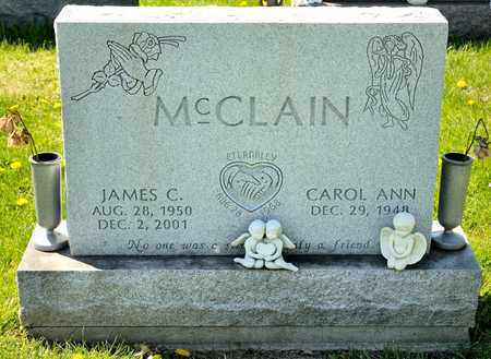 MCCLAIN, JAMES C - Richland County, Ohio | JAMES C MCCLAIN - Ohio Gravestone Photos
