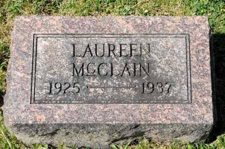 MCCLAIN, LAUREEN - Richland County, Ohio | LAUREEN MCCLAIN - Ohio Gravestone Photos