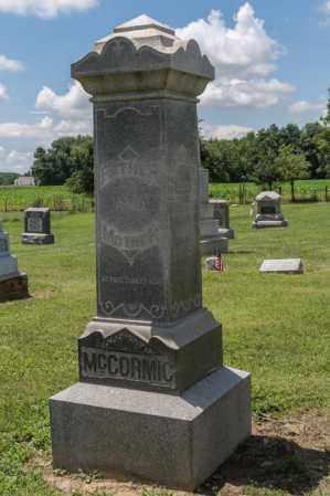 MCCORMIC, DANIEL - Richland County, Ohio | DANIEL MCCORMIC - Ohio Gravestone Photos