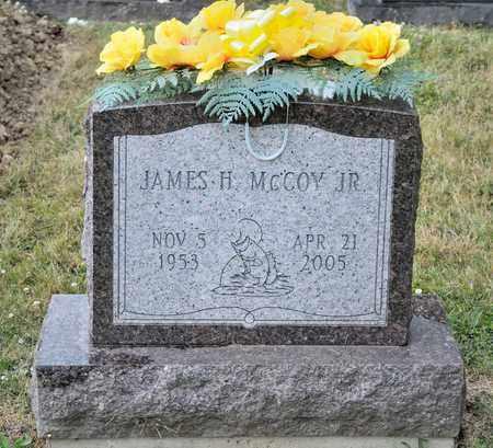 MCCOY JR, JAMES H - Richland County, Ohio   JAMES H MCCOY JR - Ohio Gravestone Photos