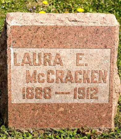 MCCRACKEN, LAURA E - Richland County, Ohio | LAURA E MCCRACKEN - Ohio Gravestone Photos