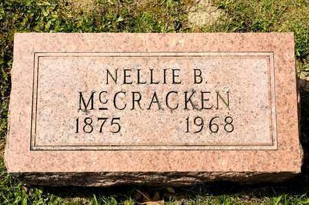 MCCRACKEN, NELLIE B - Richland County, Ohio   NELLIE B MCCRACKEN - Ohio Gravestone Photos