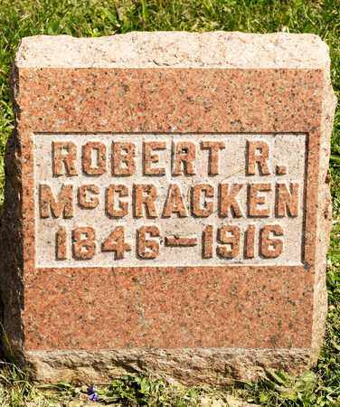 MCCRACKEN, ROBERT R - Richland County, Ohio | ROBERT R MCCRACKEN - Ohio Gravestone Photos