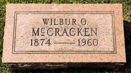 MCCRACKEN, WILBUR O - Richland County, Ohio | WILBUR O MCCRACKEN - Ohio Gravestone Photos
