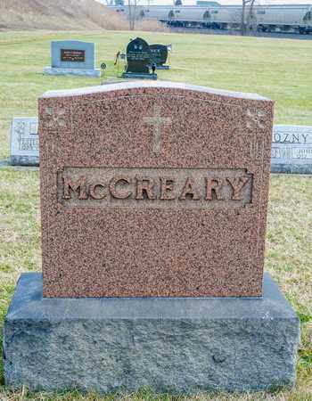 "MCCREARY, ROLAND E ""MAC"" - Richland County, Ohio 