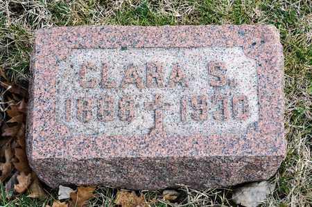 MCCREARY, CLARA S - Richland County, Ohio | CLARA S MCCREARY - Ohio Gravestone Photos