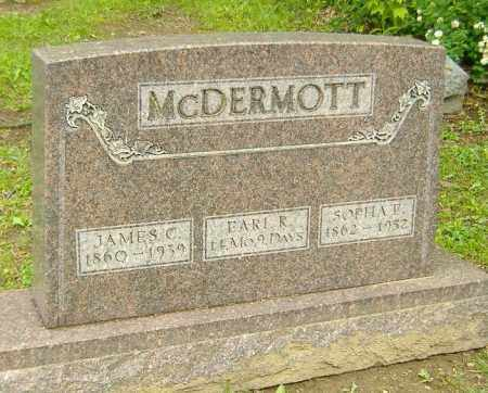 MCDERMOTT, JAMES C. - Richland County, Ohio | JAMES C. MCDERMOTT - Ohio Gravestone Photos