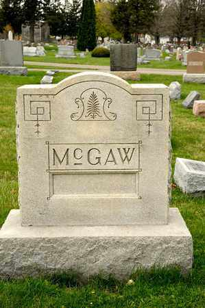 MCGAW, VALLIE - Richland County, Ohio | VALLIE MCGAW - Ohio Gravestone Photos