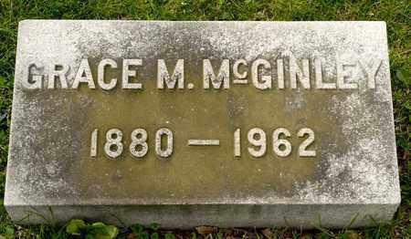 MCGINLEY, GRACE M - Richland County, Ohio | GRACE M MCGINLEY - Ohio Gravestone Photos