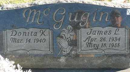 MCGUGIN, JAMES - Richland County, Ohio | JAMES MCGUGIN - Ohio Gravestone Photos