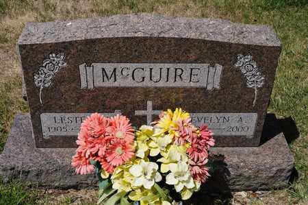 MCGUIRE, EVELYN A - Richland County, Ohio | EVELYN A MCGUIRE - Ohio Gravestone Photos