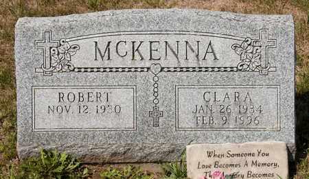 MCKENNA, CLARA - Richland County, Ohio | CLARA MCKENNA - Ohio Gravestone Photos