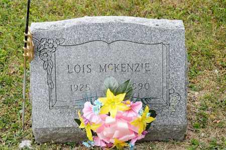 MCKENZIE, LOIS - Richland County, Ohio | LOIS MCKENZIE - Ohio Gravestone Photos