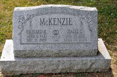 MCKENZIE, HAZEL E - Richland County, Ohio | HAZEL E MCKENZIE - Ohio Gravestone Photos