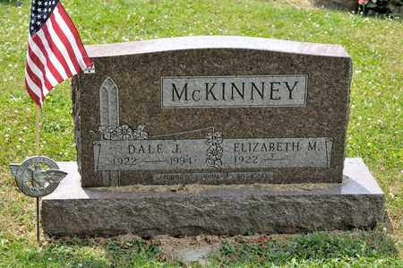 MCKINNEY, DALE J - Richland County, Ohio | DALE J MCKINNEY - Ohio Gravestone Photos