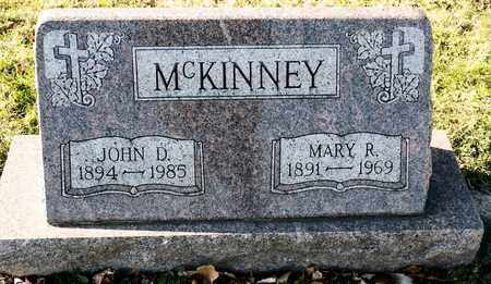 MCKINNEY, MARY R - Richland County, Ohio | MARY R MCKINNEY - Ohio Gravestone Photos