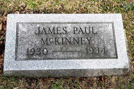 MCKINNEY, JAMES PAUL - Richland County, Ohio | JAMES PAUL MCKINNEY - Ohio Gravestone Photos
