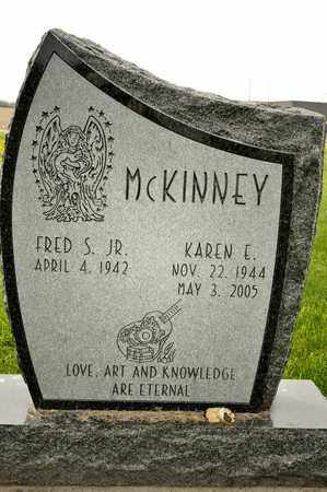 MCKINNEY, KAREN E - Richland County, Ohio | KAREN E MCKINNEY - Ohio Gravestone Photos